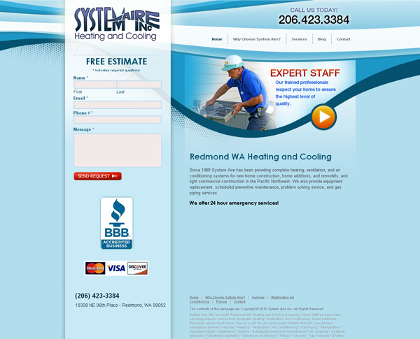 Seattle Wa Website Design Examples Website Design Examples Washington Examples Of Websites High Level Marketing